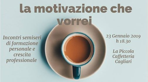 La motivazione che vorrei