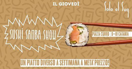 Sushi Samba Show