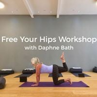 Free Your Hips Workshop with Daphne Bath