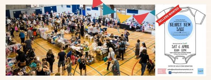 Torbay Plunket and Auckland Mama Markets Nearly New Sale 2019