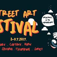 5. Street art festival