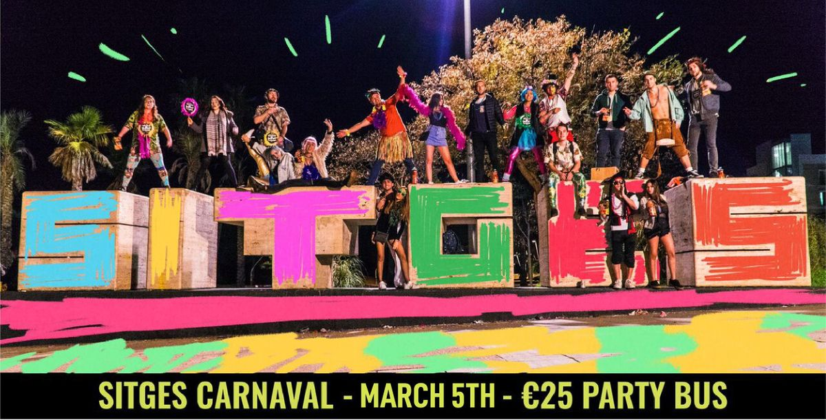 Sitges Carnival with Stoke Travel