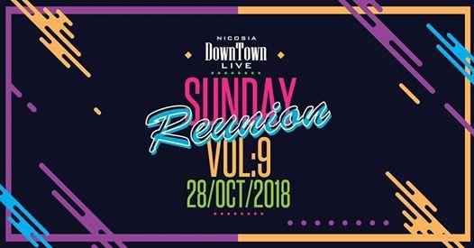 Nicosia Sunday reunion 80s&90s Disco party Vol.9
