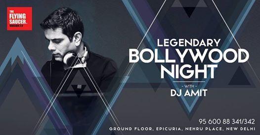 Bollywood Night w DJ AMIT