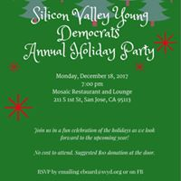 SVYD Annual Holiday Party