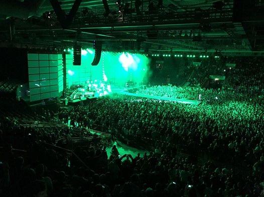 Capital Bra at Porsche Arena (May 4 2019)
