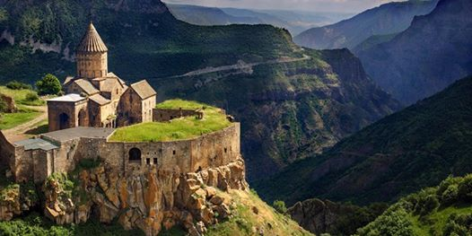 Conversa de Viajantes Armnia