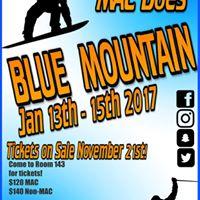 MAC Does Blue Mountain