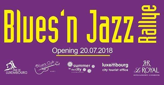 Bluesn Jazz Rallye Opening