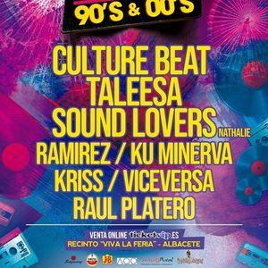 Memories Festival 90s & 00s - Albacete