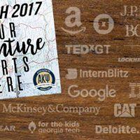 AKPsi Fall Rush 2017 - Your Adventure Starts Here