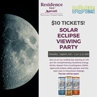 Solar Eclipse Viewing Party at 10th &amp Terrace