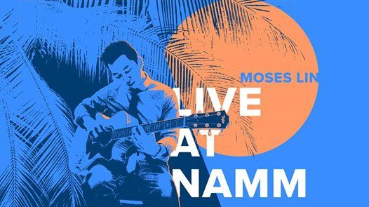Moses Lin - Live at the Hyatt House