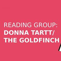 Reading Group Donna Tartt  The Goldfinch