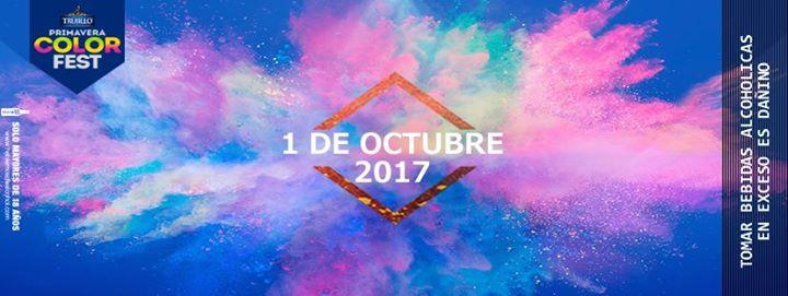 Primavera Color Fest 2017 at PALO MARINO - Asoc de Caballos de Paso ...