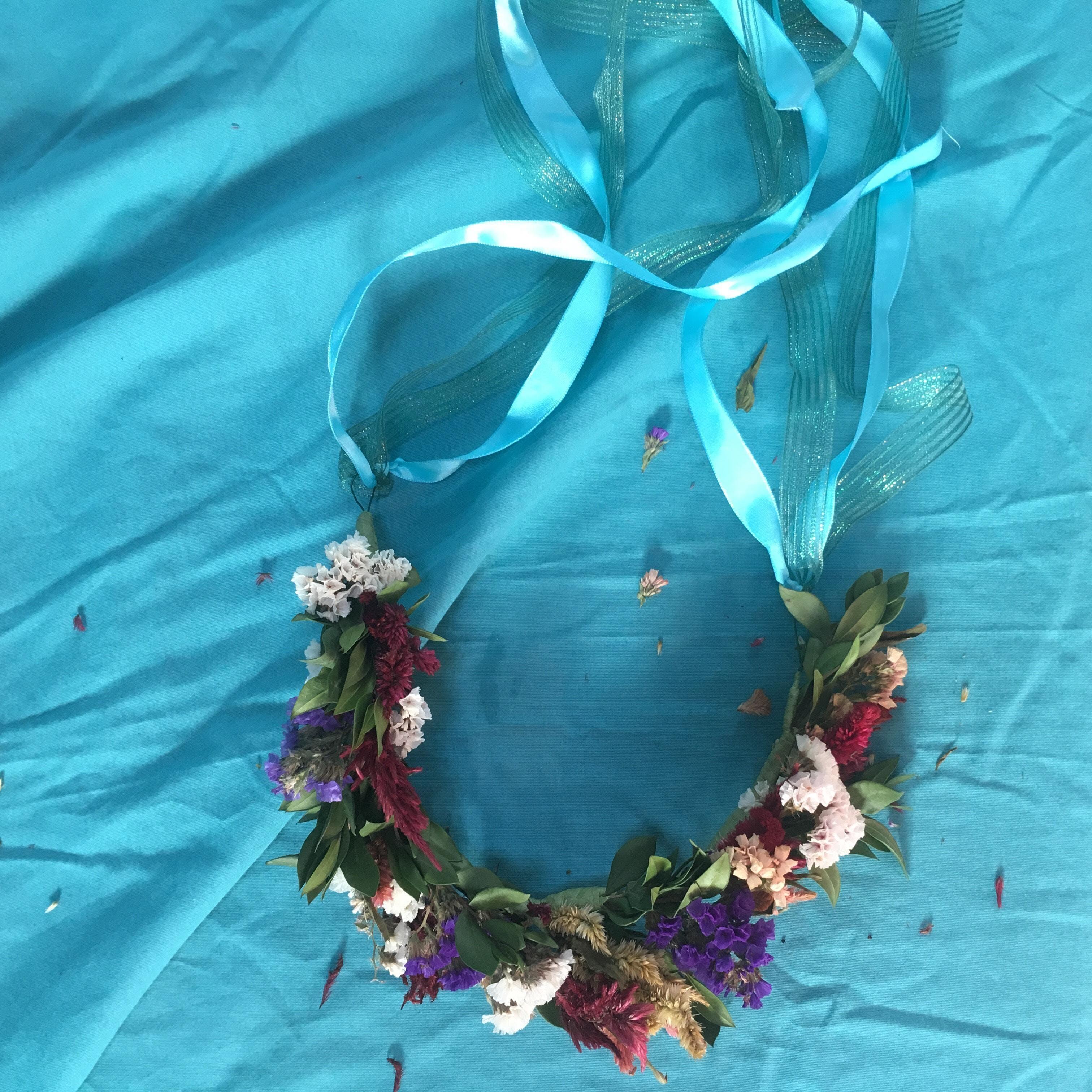 Flower Crowns Class At Boone Street Market Jonesborough