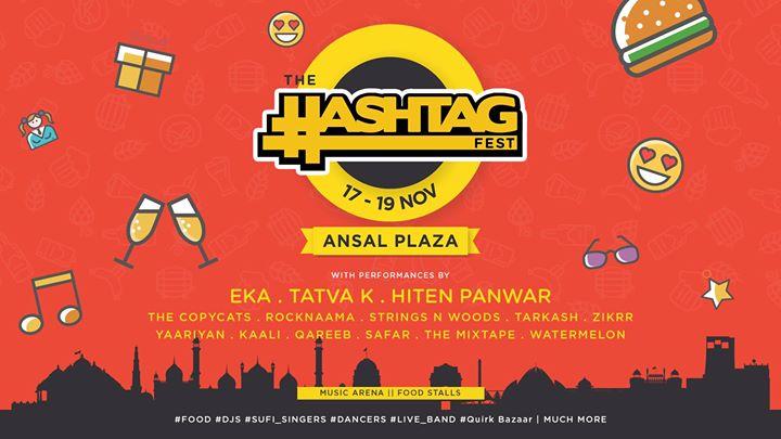 The Hashtag Fest