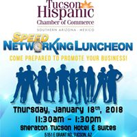 January Speed Networking Luncheon