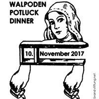 Walpoden Potluck Dinner