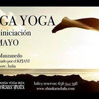 Taller de Iniciacin al Ashtanga Yoga IBIZA 5-7 Mayo