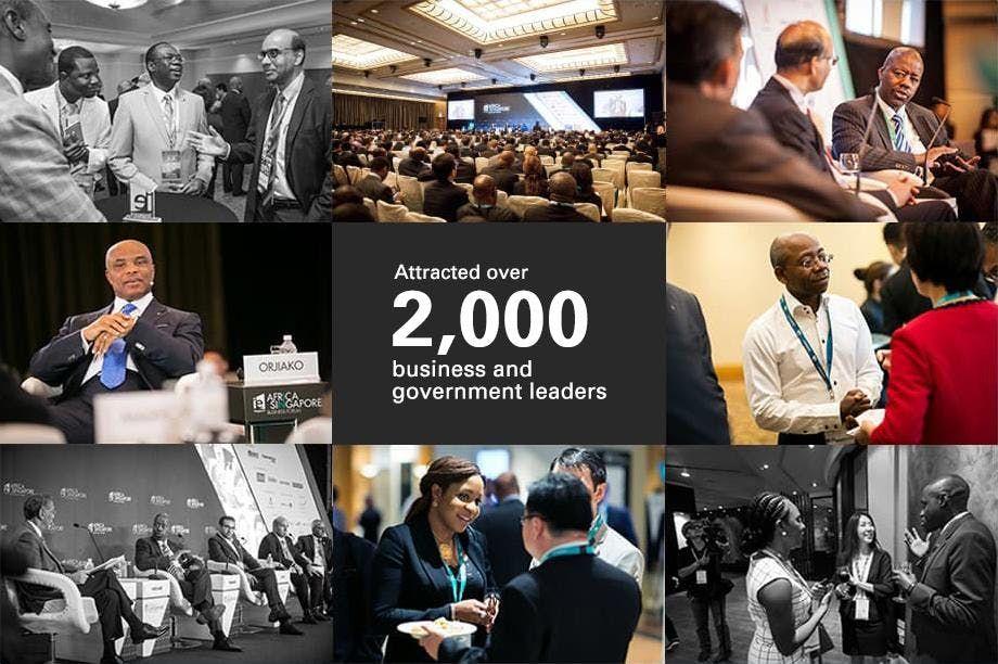 Invitation Forum Africa Singapour les 28 & 29 Aot 2018  Singapour