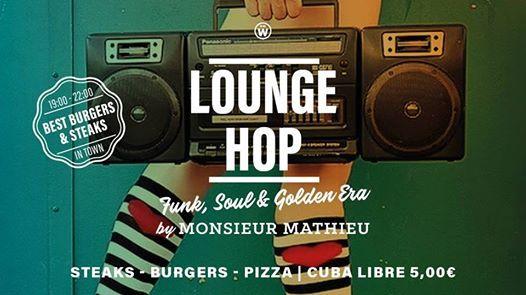 Lounge Hop Im Wohnzimmer W Monsieur Mathieu At Wohnzimmer Konstanz