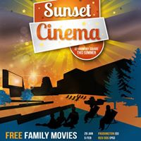 Sunset Cinema - Showing Inside Out (PG)