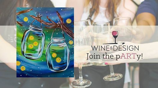 Paint Sip Mimosa Bar Sunday At Wine Design Southern Pines Nc