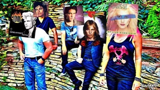 CoverUps - 80s hits live at Sammys Original!   Lake Forest