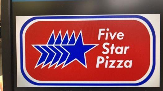 Five Star Pizza Fundraiser Florida