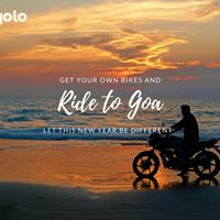 New year Ride to Goa with DudhSagar waterfalls