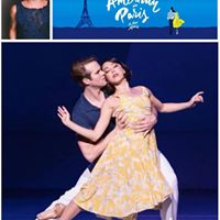 Master Class with An American in Paris Leading Lady Allison Walsh