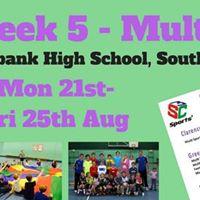 Summer Week 5 - Multi Sport