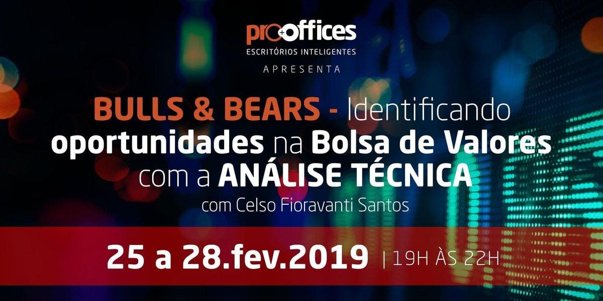 Bulls & Bears - Identificando oportunidades na bolsa de valores com a anlise tcnica