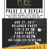 Pulse 2.0 - Pulse Studios Relaunch Party