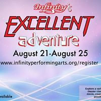 Infinitys Excellent Adventure Camp