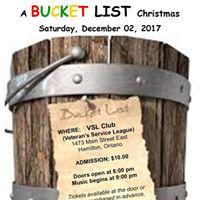 A Bucket List Christmas