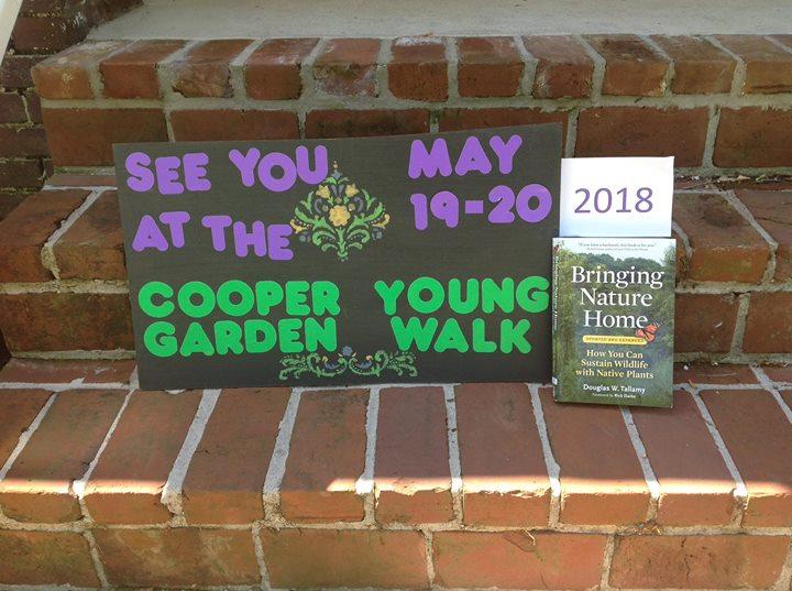 Cooper Young Garden Walk 2018