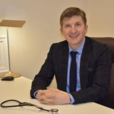 Dr Mark Rowe
