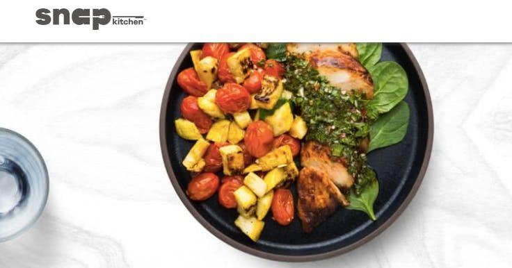 Snap Kitchen Meal Plan at Paleo f(x)