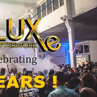 DeLUXe afterwork celebrating 2 YEARS
