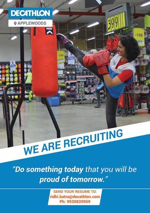 Womens Recruitment Campaign