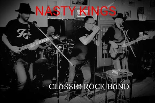Nasty Kings ( Classic Rock Covers)