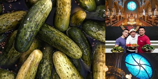 The Art of Pickling w The Pickle Guys  Eldridge Street Synagogue