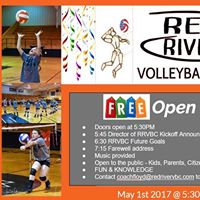 Red River Volleyball Club Open House