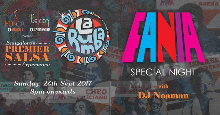 La Rumba - Fania Mania By DJ Noaman 24-Sept