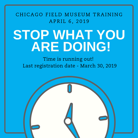 Chicago Field Museum Training