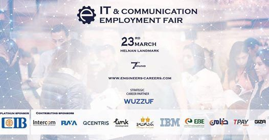 IT Software Development & Communication Employment Fair