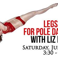 Legs &amp Feet for Pole Dancers with Liz Naguib