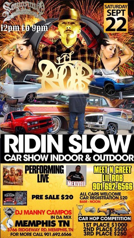 CAR SHOW At Ridgeway Memphis TN - Car show memphis tn
